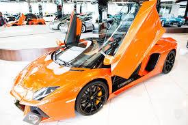Lamborghini Aventador Orange - lamborghini aventador in pepto pink over orange has got to be ironic