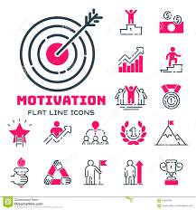 design management careers motivation concept chart pink icon business strategy development