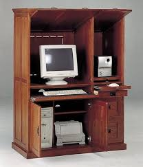 Wood Computer Desk Buy Low Price Comfortable Oak Finish Mission Style Wood Computer