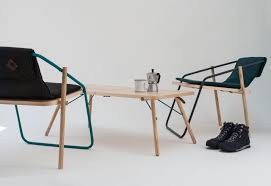 folding furniture for indoors or outdoors design milk a range of folding furniture for indoors or outdoors