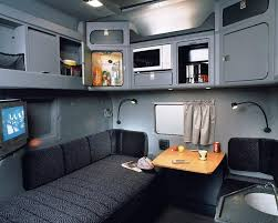 Interior Truck Scania What The Best Dressed European Sleeper Cab Should Look Like Inside