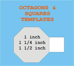 best photos of octagon pattern template octagon shape pattern