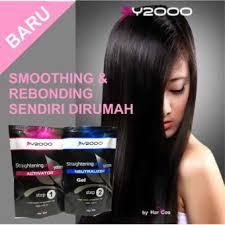 Obat Smoothing Matrix harga obat pelurus rambut y2000 self hair straightening gel