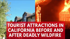 California Wildfire Names by Video Science Times