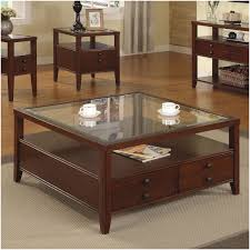 square cottage coffee table excellent brown cottage wood square coffee tables with glass top and