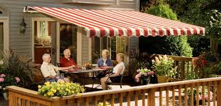 Awning Waterproofing Retract Awning Sunsetter Duhadway Fort Wayne Indiana