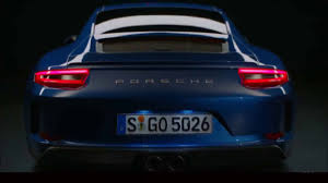 2018 porsche 911 gt3 with touring package explained all new 2018
