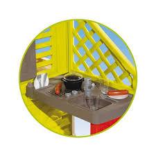 jeux de cuisine d smoby la maison de jeu avec cuisine d été à commander en ligne