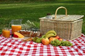 picnic basket ideas cool picnic ideas in the nature with the whole family fresh