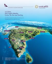 Spirit Airlines Route Map by Vistara Press Releases Latest News Updates Vistara