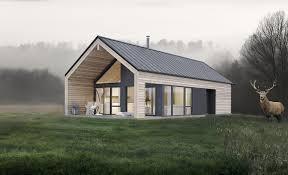 Modern Barn House Koia Moderne Norgeshus Hyttetypen Koia Moderne Fra Norgeshus