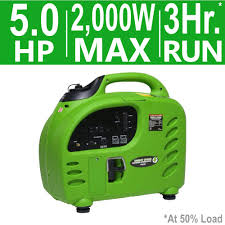 honda 3 000 watt super quiet gasoline powered electric start