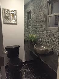 Rock Kitchen Backsplash by Adoni Black Stanley Black Pearl Marble And Rock Sink Thetileshop