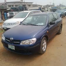 nissan almera price in nigeria registered nissan almera 2002 n480 000 00 autos nigeria