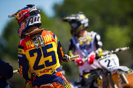 red bull helmet motocross how marvin musquin and jason anderson stay bros