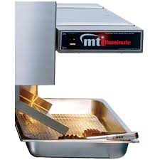 autofry mti 10 heatlamp right side dispense
