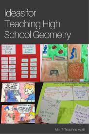 43 best geometry images on pinterest teaching math teaching