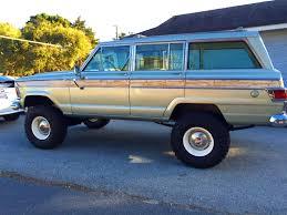jeep grand wagoneer custom meet honeydew 1971 wagoneer custom full size jeep network