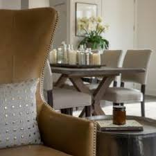 Leather Wing Back Chairs Photos Hgtv