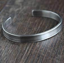 mens silver bangle bracelet images Mens oxidized silver bracelet mens silver cuff bracelet sterling jpg