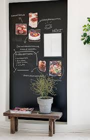 chalkboard in kitchen ideas best 25 kitchen chalkboard walls ideas on