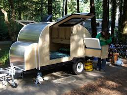 Cer Trailer Kitchen Designs 22 Best Teardrop Trailer Design Images On Pinterest C