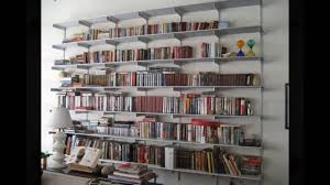 wall mounted bookshelves youtube