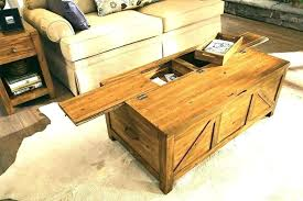 rustic chest coffee table with rustic storage coffee table decor orrick rustic solid oak 4 drawer