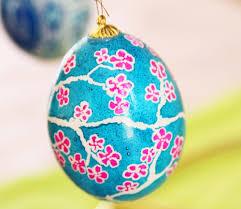 making ukrainian easter eggs pysanki put that on your blog