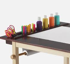 Desk For Drawing Fully Equipped Drawing Table For Kids U2013 Deluxe Art Center Table