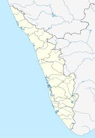 Blank Map Of India by File India Kerala Location Map Svg Wikimedia Commons