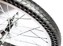 pneu chambre à air finies les crevaisons avec ce pneu de vélo révolutionnaire