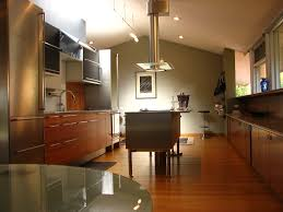 Simple Interior Design For Kitchen Mid Century Kitchen With Simple Sink Under Small Storage Beside