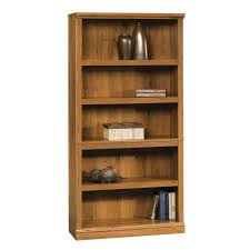 home martin oxford wood bookcase sauder heritage hill library