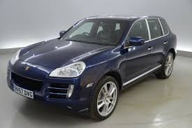 Porsche Cayenne Umber Metallic - used porsche cayenne cars for sale motors co uk