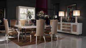 dining room and awesome cabinet table stunning fashioned chairs