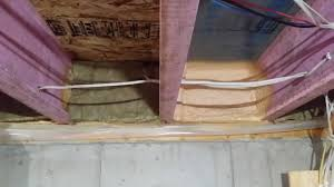 another basement wall insulation question home improvement forum