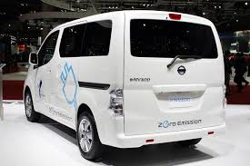 nissan nv200 the nissan env200 electric van u2026where and when is it for the usa