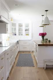 white kitchen wood island kitchen dreaming with this bright classic remodel classic white