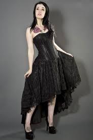 Victorian Gothic Corset Dresses Black Dresses Burleska