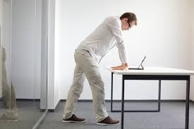 Sitting To Standing Desk by How The Media Oversold Standing Desks As A Fix For Inactivity At