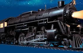 polar express mountain rail wv