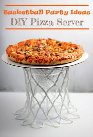 basketball party ideas diy basketball party ideas with digiorno stuffed crust pizza at