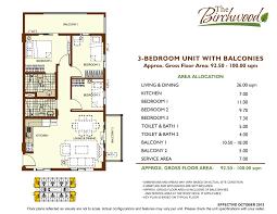 3 Bedroom Condo Floor Plan by 3 Bedroom Condo For Sale Acacia Estates Taguig By Dmci Homes