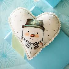 15 cool diy snowman tree ornaments shelterness