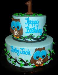 owl birthday cakes birthday cakes sugar showcase