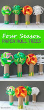 Toilet Paper Roll Crafts For Halloween by Top 25 Best Fall Arts And Crafts Ideas On Pinterest Fall