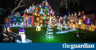 the most festive houses in britain u2013 in pictures life and style