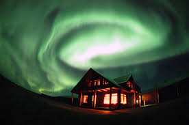 the northern lights inn northern lights aurora borealis what why how lazer horse