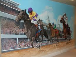 Horse Murals by Susan Hanna Rau